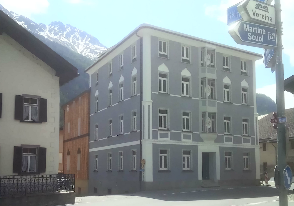 incubator building